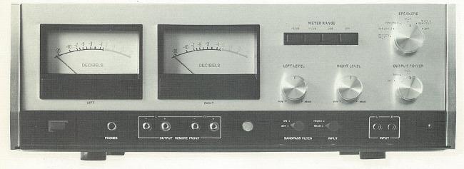 Amplificateur de puissance haute fidélité Accuphase p-300