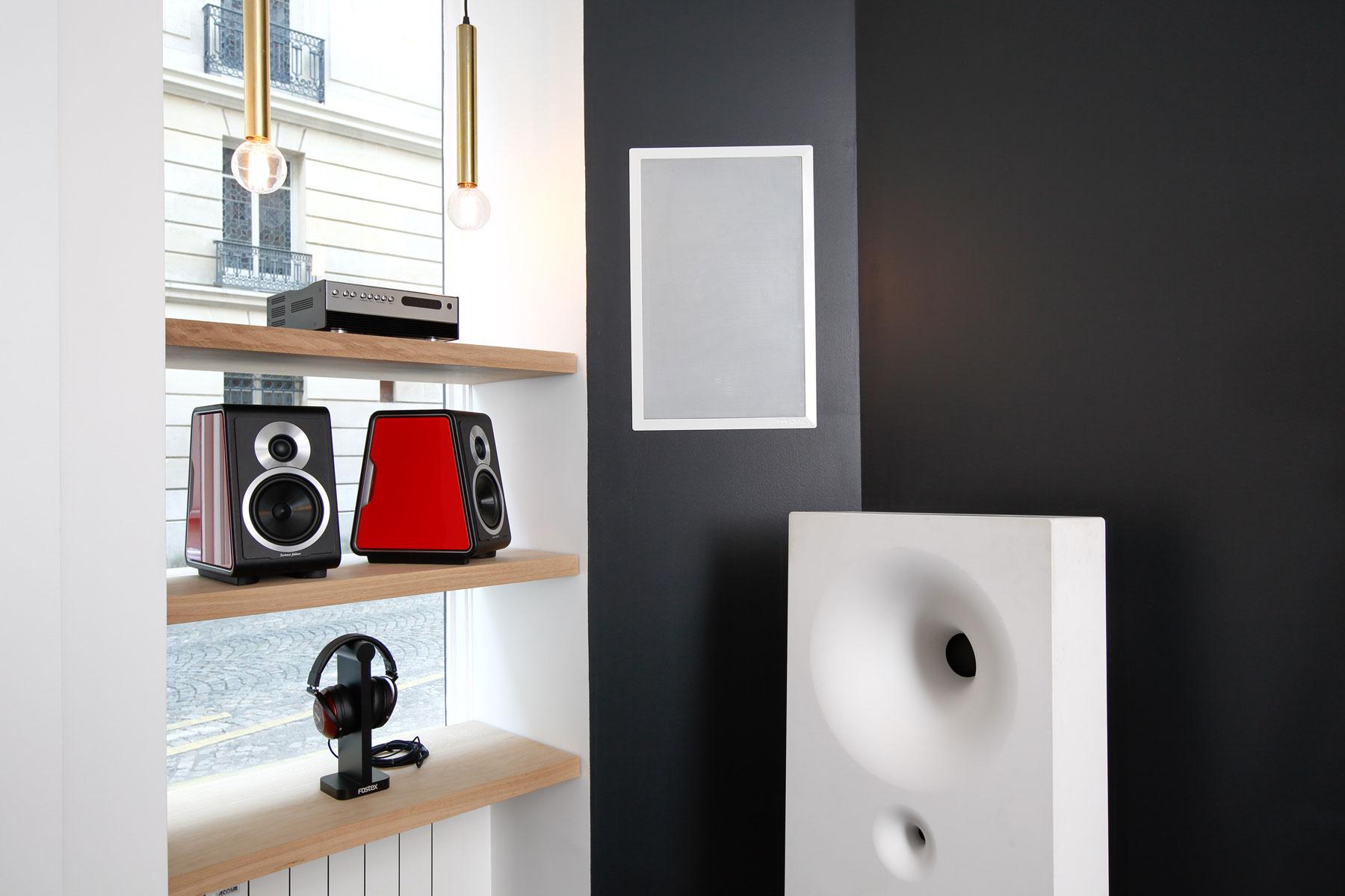 Concert Home - Listen & showroom