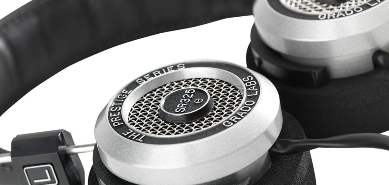Casque hifi ouvert Grado SR325e en vente à paris 16