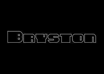 Bryston Logo Concert Home