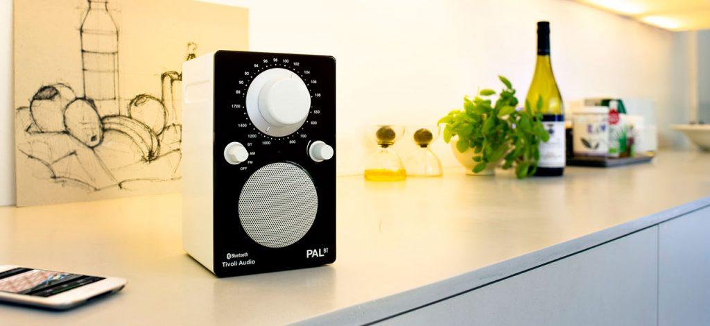 TIVOLI PALBT radio portable bluetooth