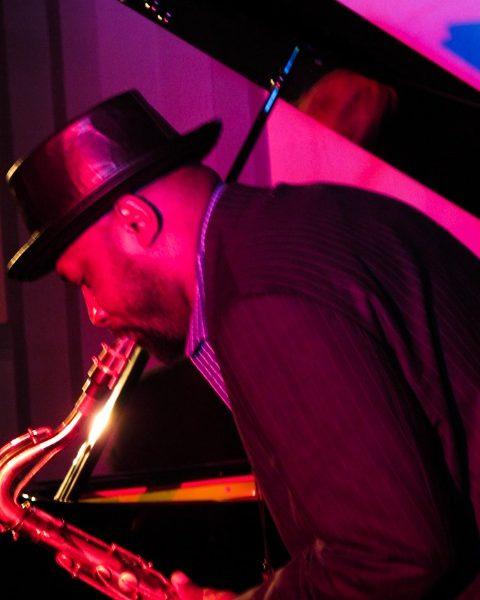 Jean Jacques Elangué, le pianiste américain Tom McClung Blang Music