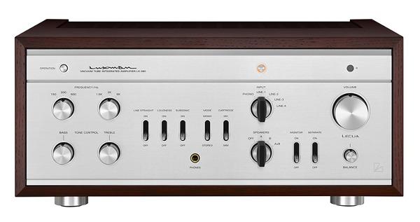 Amplificateur intégré Luxman LX-380-guides