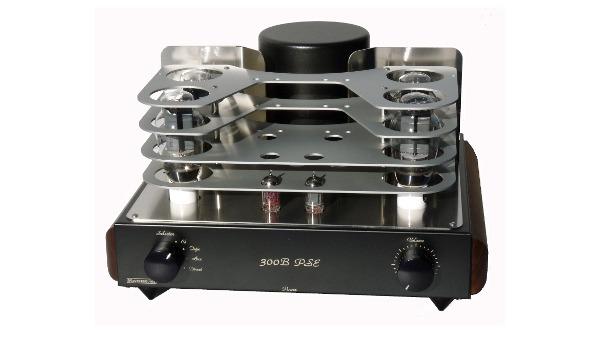 L'amplificateur Intégré MasterSound Evo 300B, la musicalité à l'Italienne.