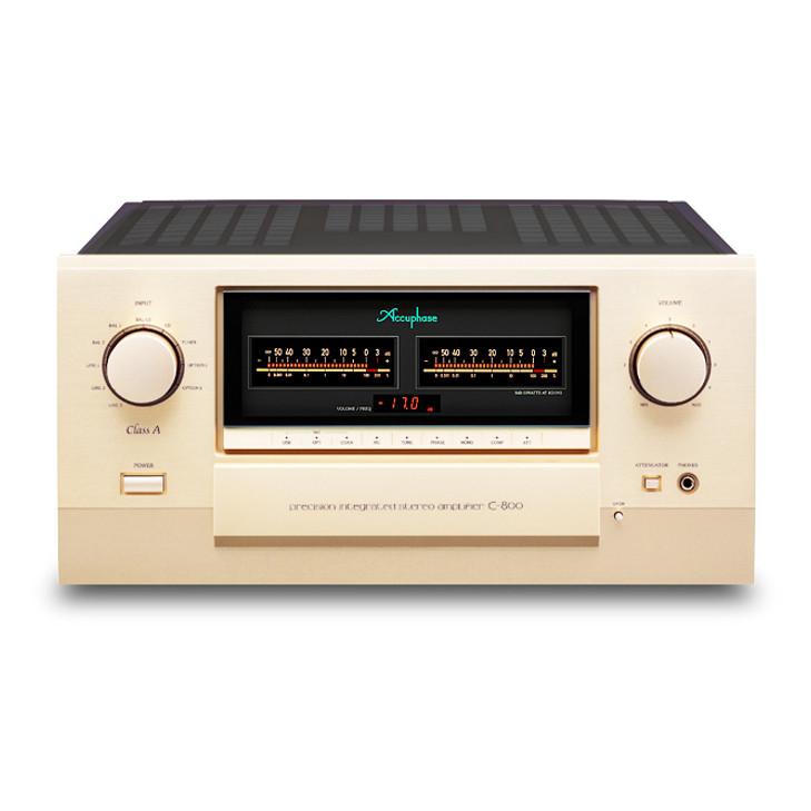 amplificateur intégré accuphase E800 Pure classe A