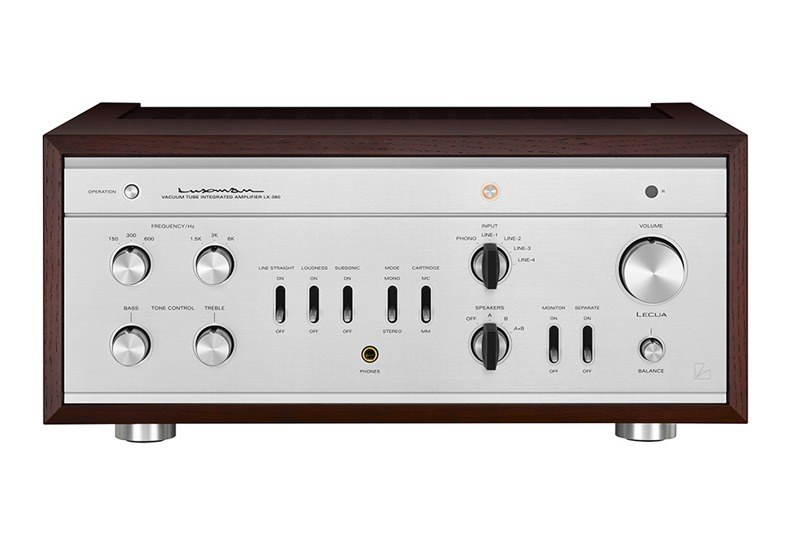 Amplificateur intégré Luxman LX-380 hifi