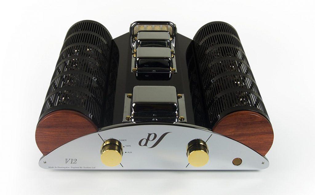 Ear yoshino V12 : ampli intégré à tubes hifi au design unique