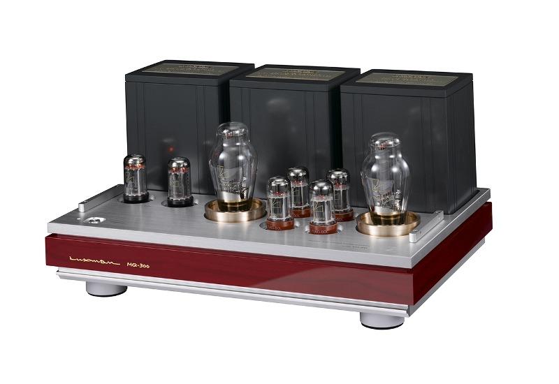 amplificateur de puissance Luxman MQ300 hifi