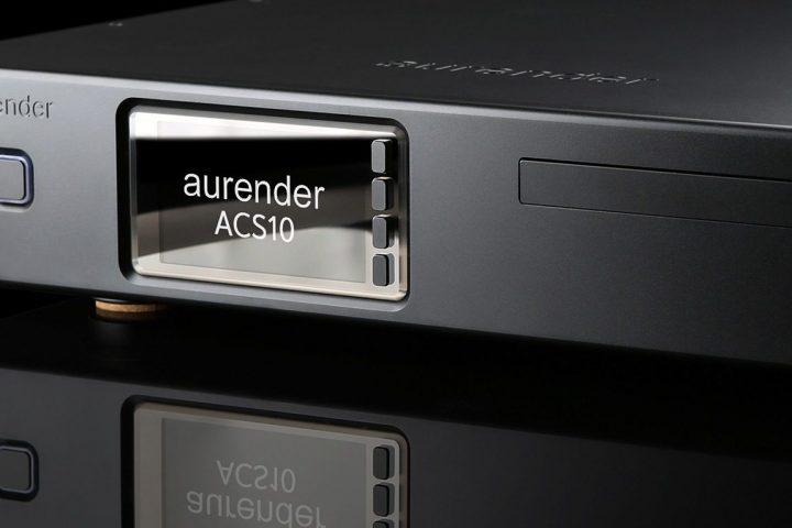 Serveur musical streamer et ripper cd Aurender ASC10 en démonstration dans notre Showroom audiophile à Paris 16