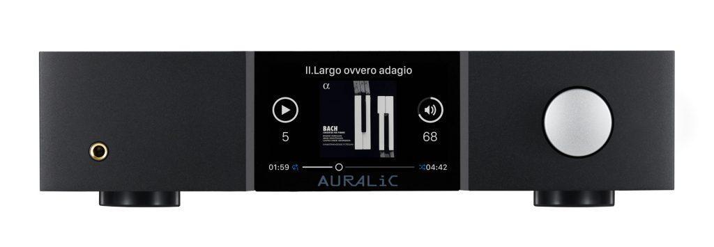Altair G1 stremer musical audiophile en écoute à paris