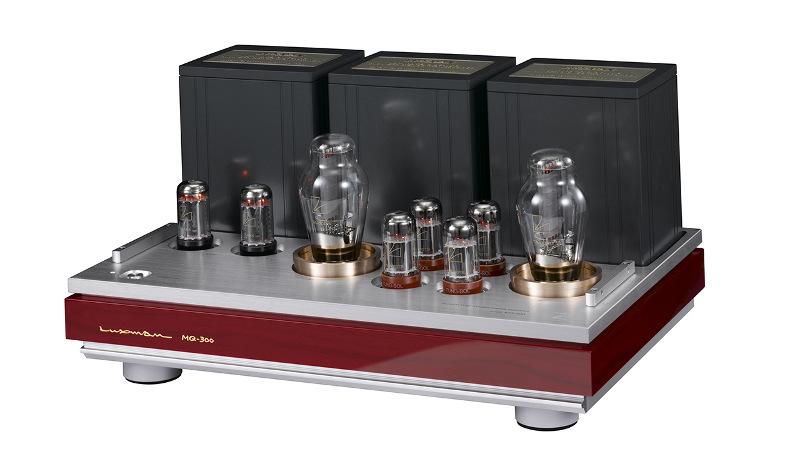 amplificateur de puissance Luxman MQ300 journée portes ouvertes