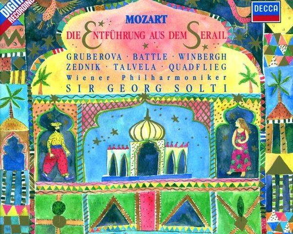 Enlèvement Sérail Mozart