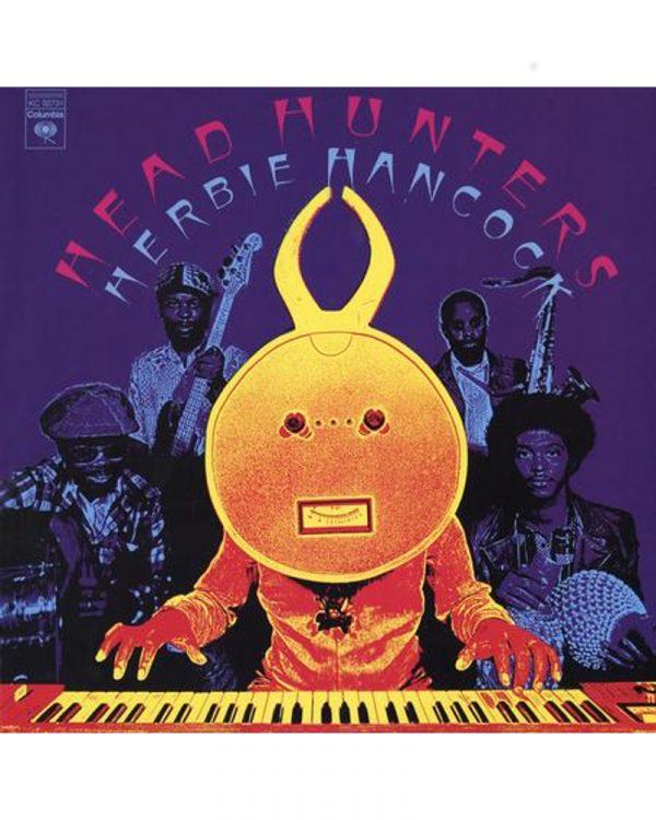 disque vinyle audiophile Head Hunter Herbie Hancock