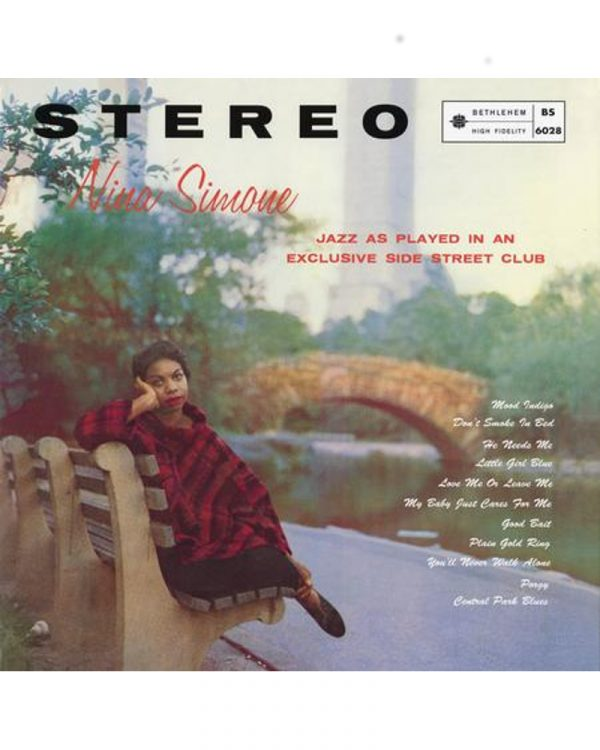 disque vinyle audiophile Nina Simone