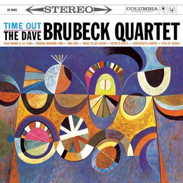 disque vinyle audiophile Time Out the Dave Brubeck Quartet