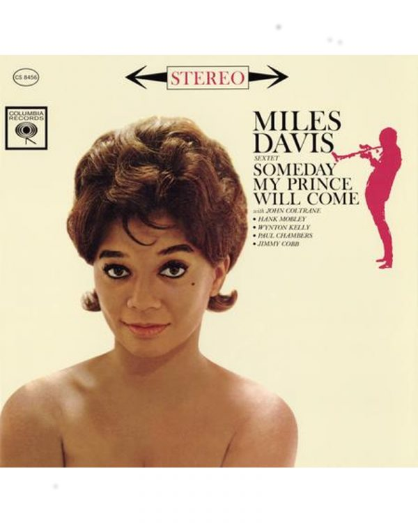 disque vinyle audiophile someday my prince will come miles davis