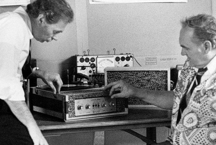 Martin Lange et John C. Kauss