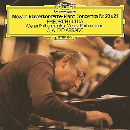 mozart concerto pour piano disque vinyle audiophile speakers corner