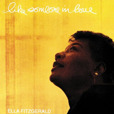 ella fitzgerald like somone in love disque vinyle audiophiule 45T Analogue productions