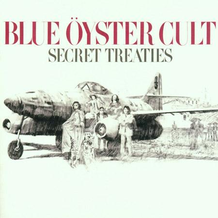 blue oyster cult secret treaties disque vinyle audiophile 33T