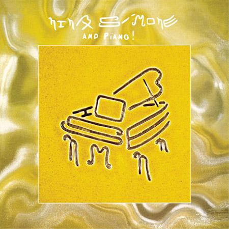 disque vinyle audiophile nina simone and piano !